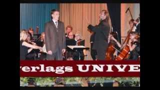 II. Internationaler Giulio-Perotti-Gesangswettbewerb in Ueckermünde / Andrei Matsiushonak - Tenor