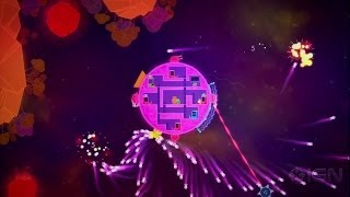 Lovers in a Dangerous Space Time Gameplay Trailer - IGN Live: E3 2014