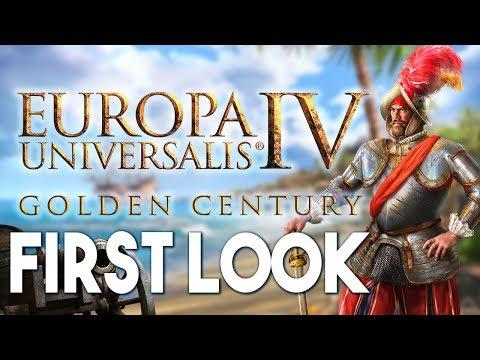 FIRST LOOK | EU4: Golden Century