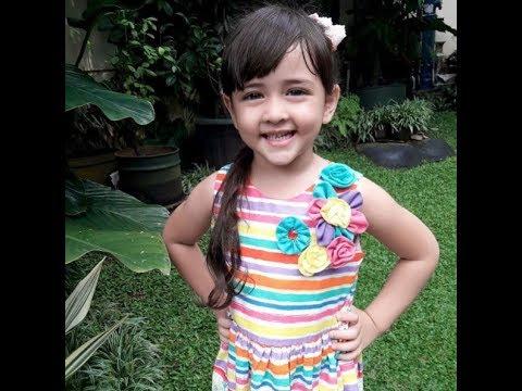 Lucunya Ciara Brosnan Pemeran Lolly Anaknya Murti di Sinetron Bintang Di Hatiku