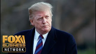 Trump: Tariffs are hurting China very badly