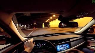 Jaguar XF - Вспарываем ночь!