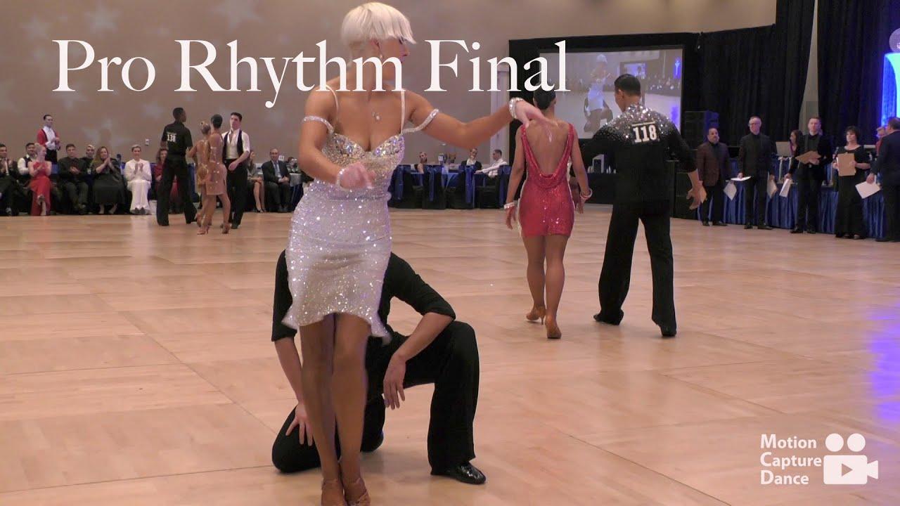 Cover of video SUPERSTARS DANCESPORT CHAMPIONSHIPS 2020   PROFESSIONAL RHYTHM FINAL