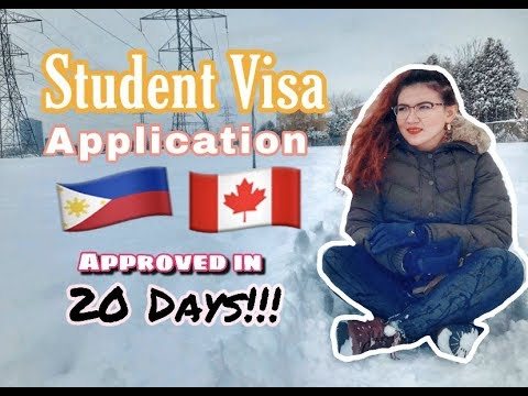 DIY STUDENT VISA IN CANADA   ROAD TO PERMANENT RESIDENCY