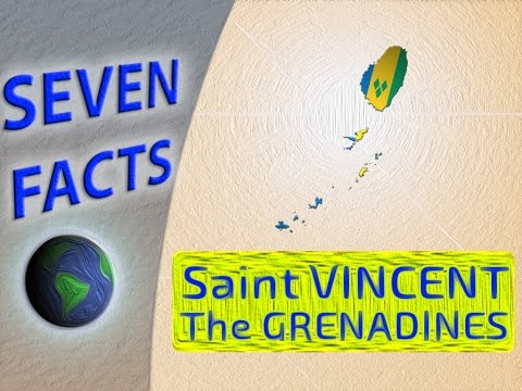 7 Facts about Saint Vincent and the Grenadines