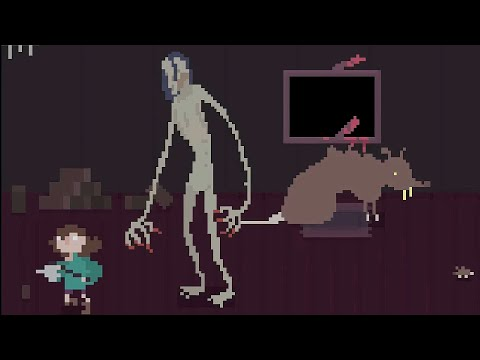 HOUSE - New GOOD ENDING! Save The Cat & Your Family From The Horrors Of Your House! (ALL ENDINGS)