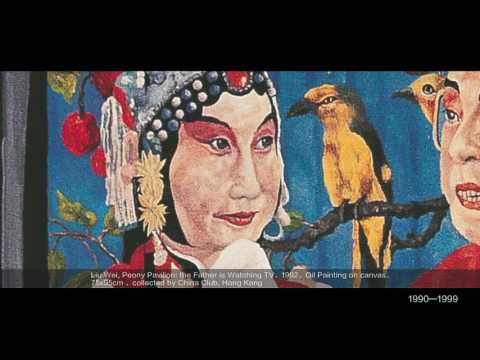 34 years of Chinese contemporary art