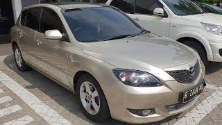 In Depth Tour Mazda 3 Hatchback 1.6 [BK] (2008) - Indonesia