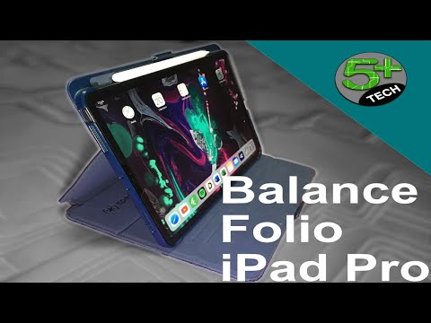 "Speck Balance Folio iPad Pro 11"" 2018 Review"