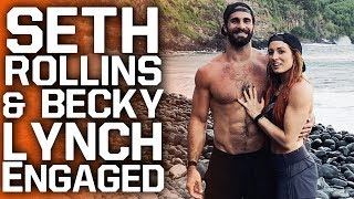 Becky Lynch & Seth Rollins Get Engaged | CM Punk To Host WWE Show?