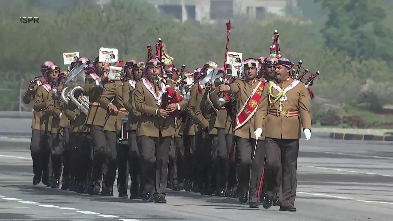 مسيرة عيد باكستان ، 23 مارس 2018 - عرض ترويجي