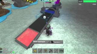 ROBLOX | Miner's Haven - Ore Tracker Review (Contraband)