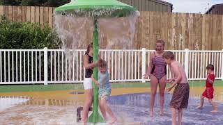 Harrison Holidays Riverside Holiday Park Splash Pad