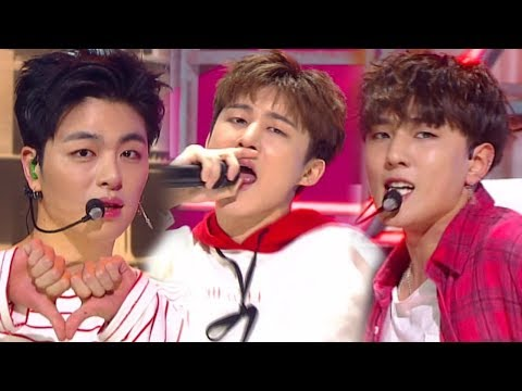 《Comeback Special》 IKON(아이콘) - Rubber Band(고무줄다리기) @인기가요 Inkigayo 20180311