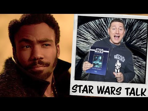 Star Wars Solo: The Premiere And How Much Potential It Has  Star Wars Talk