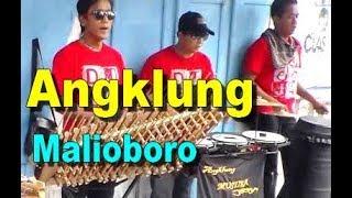 CALUNG ANGKLUNG Malioboro Yogyakarta - (Wa/Sms) 087839007273 - Bamboo Musical Instruments
