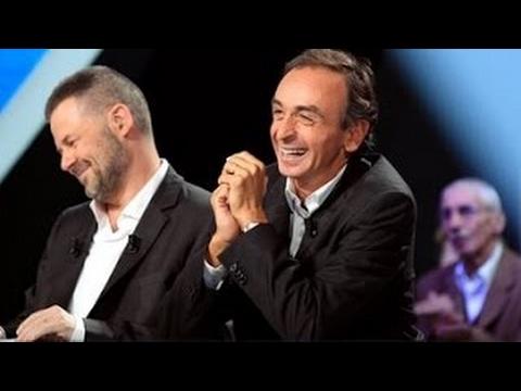 Zemmour et Naulleau Détruisent Robert Ménard et Jacques Attali 8 mars 2017