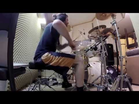 Keep of Kalessin- Vengeance Rising- Drumcover by Michael Margraf mp3