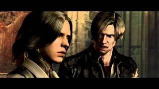 Resident Evil 6 announce trailer (PC PS3 X360)