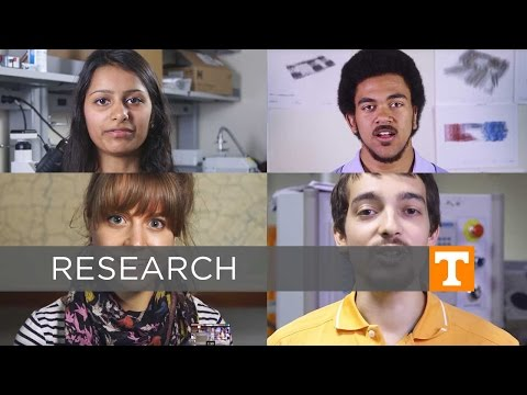 What will you Research at UT?