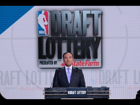 NBA Draft Lottery 2017 | May 16, 2017