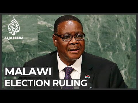 Malawi president to appeal court ruling annulling election w