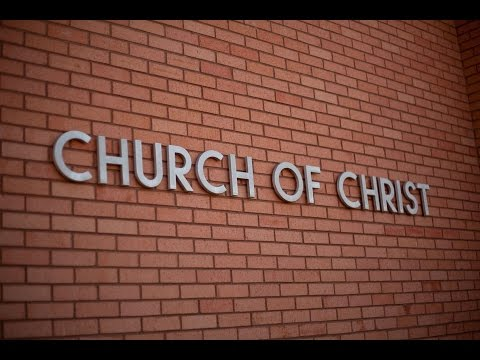 Watch Live — Christ's Church - You Belong Here