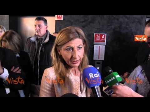 STRASBURGO NICOLINI A LAMPEDUSA SUI BARCONI NON HO MAI VISTO TERRORISTI 20-05-15