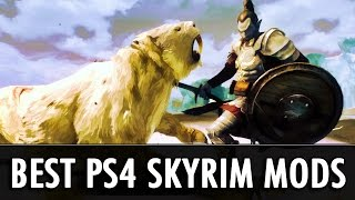 Skyrim Mods: Best Mods for PS4 (& PC+XBOX)