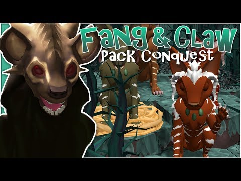 Court of Thorns, Rule of Claw!! 🌿 Niche: Pack Conquest! Extreme Challenge! • #19