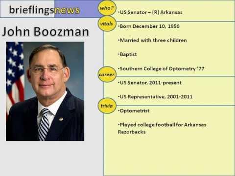 John Boozman Facts
