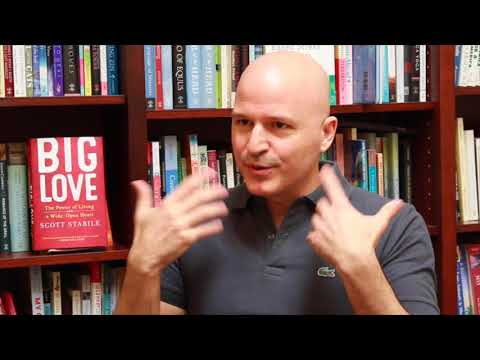 Scott Stabile on BIG LOVE: The Power of Living with a Wide-Open Heart