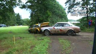 Eifel Rallye Festival 2015 CRASHES, MISTAKES & ATTACK