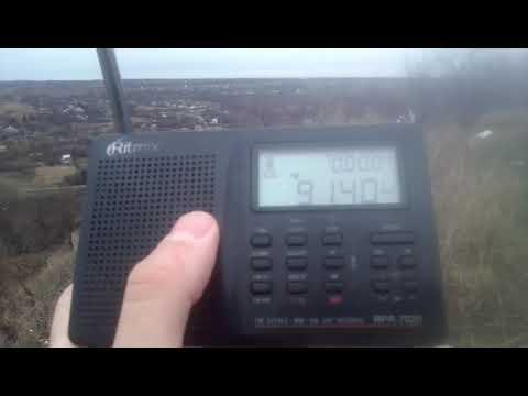 [Tropo] 91,4 MHz - Marusya FM - Belgorod (208 Km)