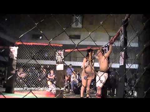 """Pelea Jony Matos VS Matias Maseda al MMA """"EXPLOTA LOS TOLDOS II"""" Fight Club"""