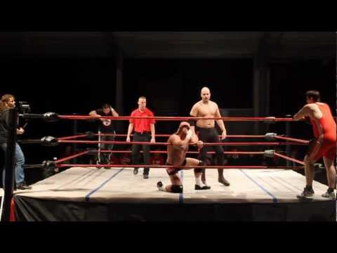NEW Wrestling: Special Tag Team Match!