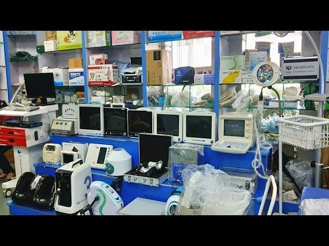 Medical Equipment Market In China Hospital Equipments Clinic Instruments Medical Devices Factories