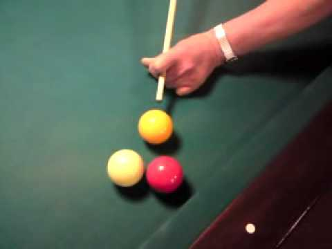 how to play play billiards, de serie americaine