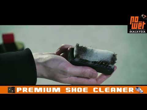 NoWet Premium Shoe Cleaner