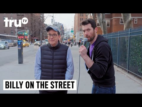 Billy on the Street -