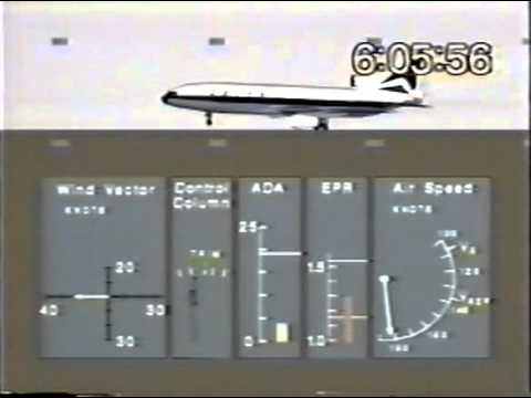 Crash of L-1011 at Dallas-Ft.Worth