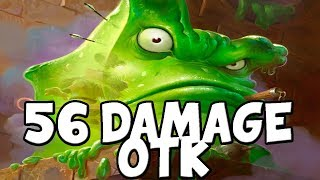 Charged Devilsaur - Deathwing | 5 Cards 56 Damage Combo | Kobolds & Catacombs