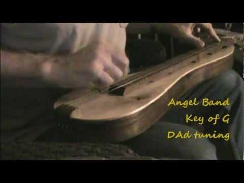Angel Band - mountain dulcimer instrumental in G