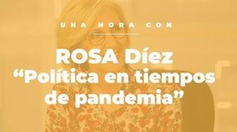 Imagen del video: Una hora con Rosa Díez - Política en tiempos de pandemia