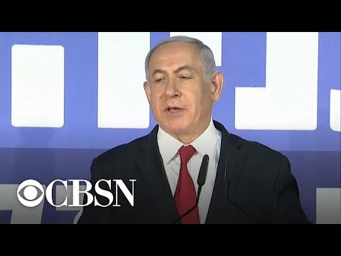 Israeli PM Netanyahu to be indicted on corruption charges – CBS World News