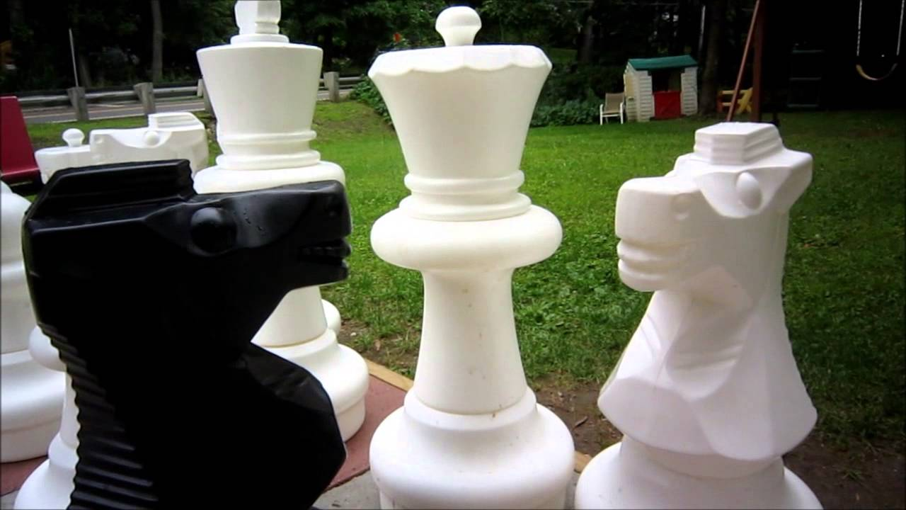 Harry Potter in Real Life: Wizard Chess Match