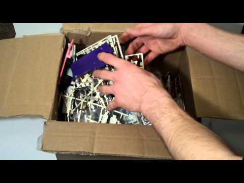 eBay Junkyard Box + 4 New Model Kits