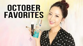 REVIEW | October 2015 Beauty Favorites