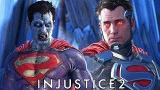 superman v bizarro   Injustice 2