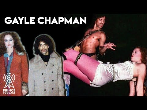 Gayle Chapman - PRINCE PODCAST
